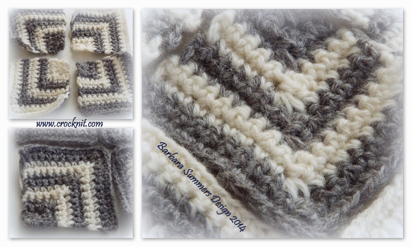 free crochet patterns, mitered squares, cushions, afghans,