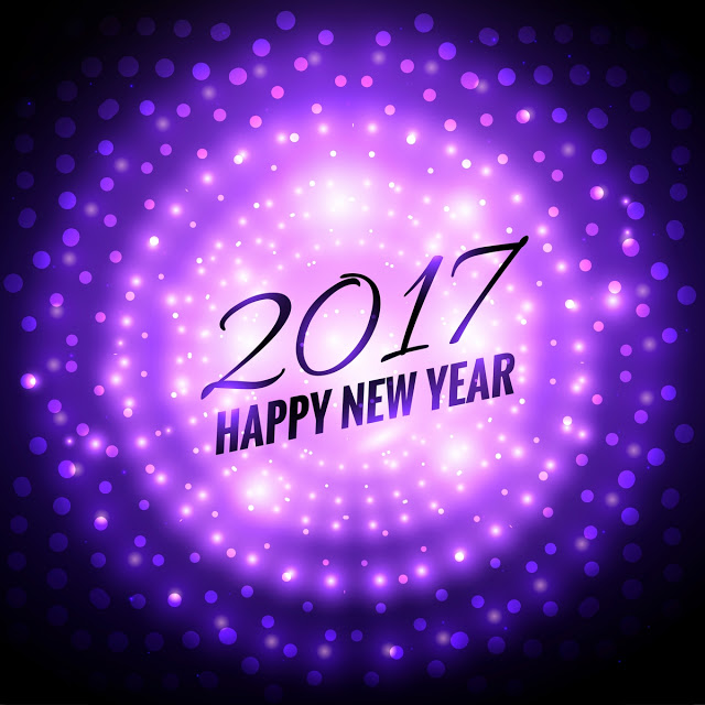 Happy New Year 2017 HD Background Images