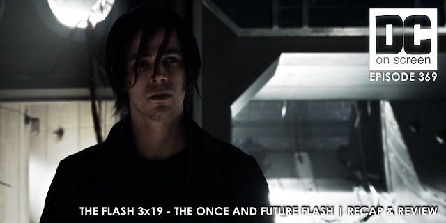Emo Barry from the future looks emo