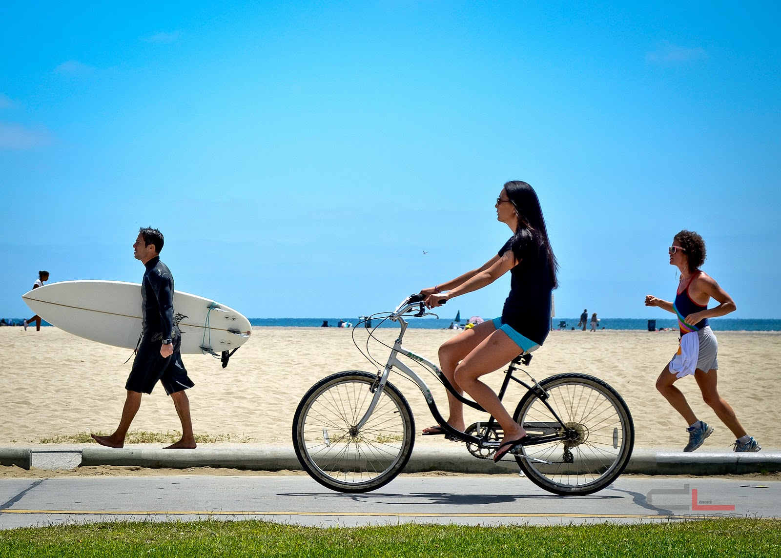 Venice Beach Bike The Best Beaches In World