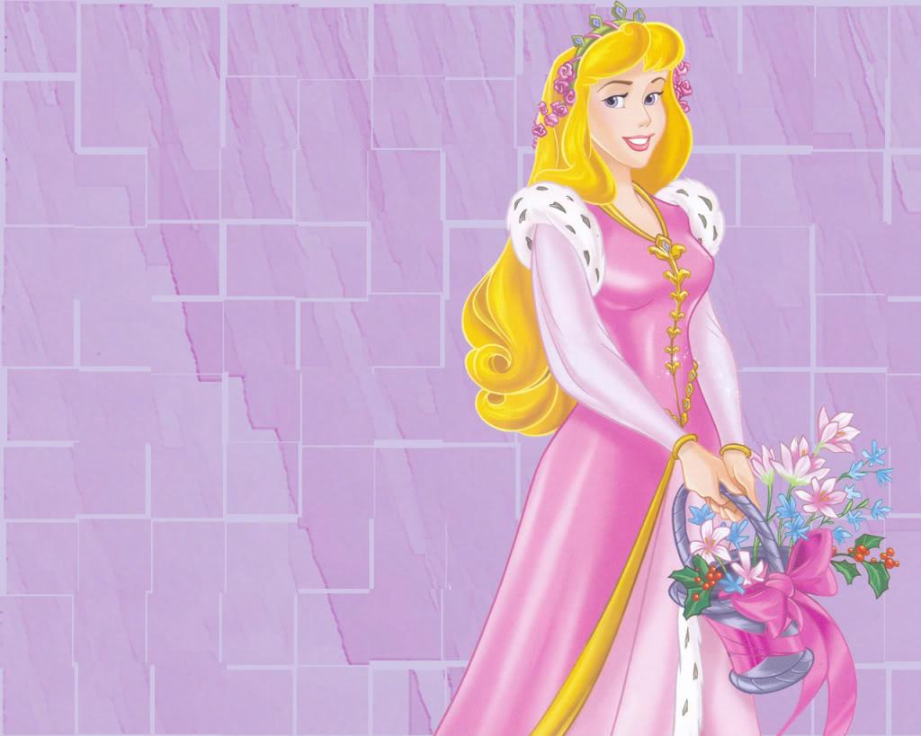 princess wallpaper border