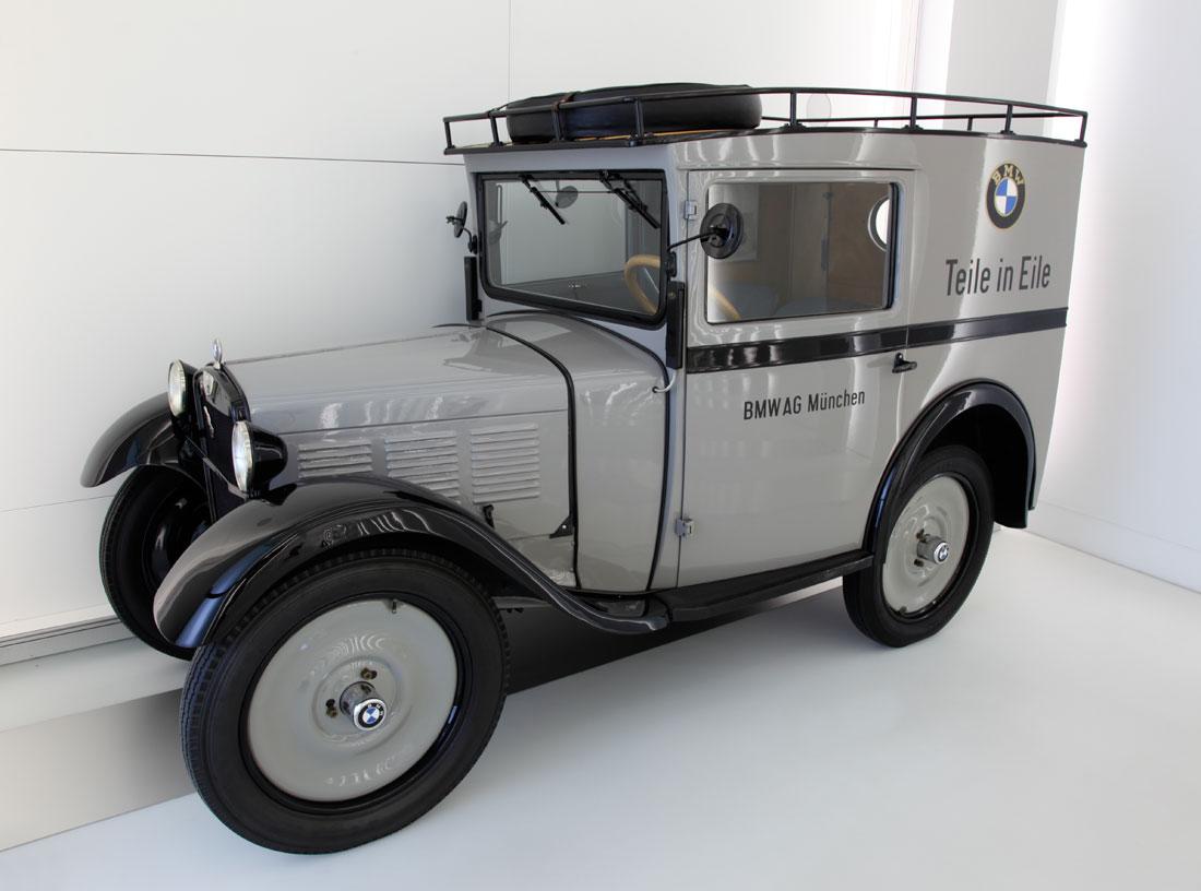 1929 BMW 3/15 PS | PrimierAuto
