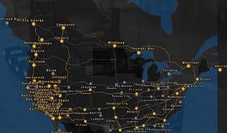 American Truck Simulator Mexuscan 1.7 ATS Map Download MODs