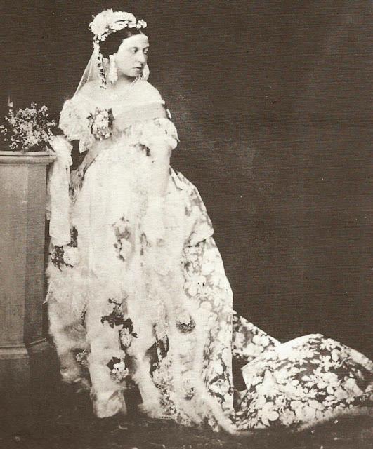 Vestido de noiva rainha Victória, foto