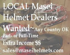 Local Masei Helmet Dealers Wanted