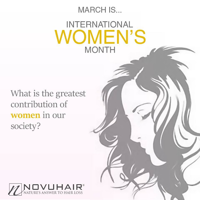Novuhair Salutes All Women This International Women's Month