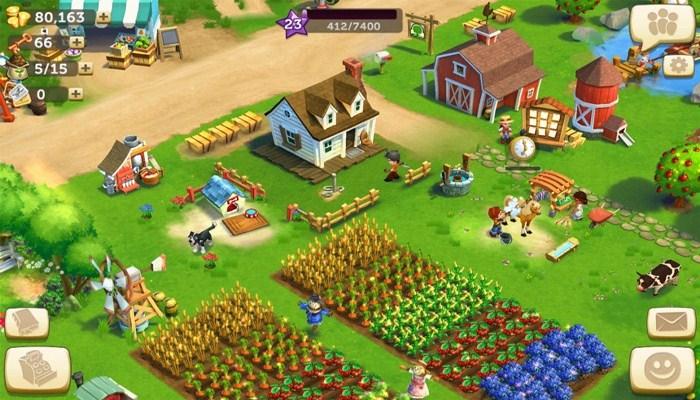 تحميل لعبة مزرعة فل 2 للاندرويد