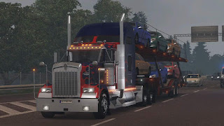 Mod Truck Euro Simulator 2