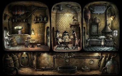 Machinarium MOD APK+DATA
