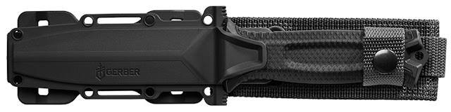 Gerber Strong Arm Fixed-Blade Knife