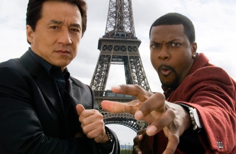 "Chris Tucker confirma ""A Hora do Rush 4"", com Jackie Chan"