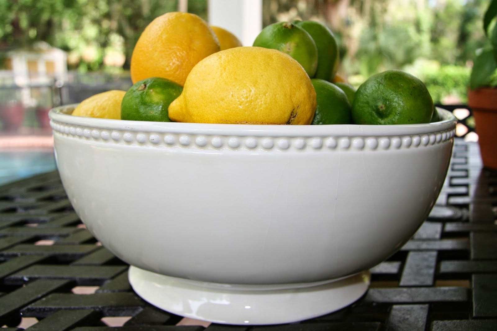 Image result for fruit bowl centerpiece