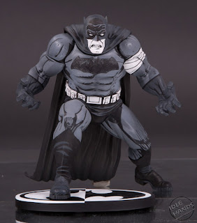 SDCC 2018 DC Collectibles Batman Black and White Statues Klaus Janson Art