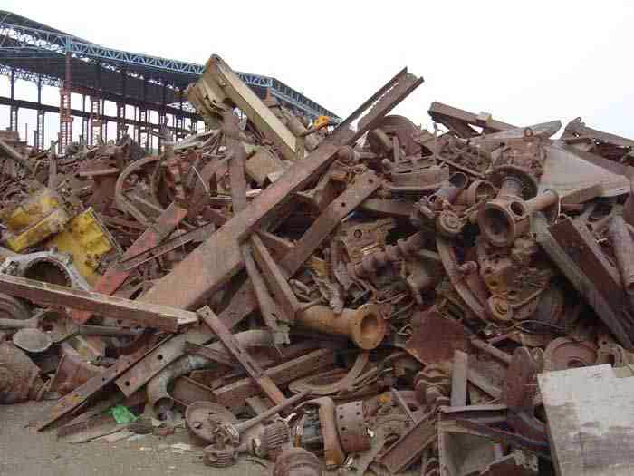 steel scrap, ready stock of scrap metal, metal scrap business