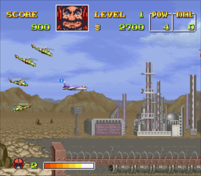 【SFC】戰區88原版+人物無限版+金手指,經典戰爭空戰遊戲!
