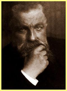 Retrato de Auguste Rodin