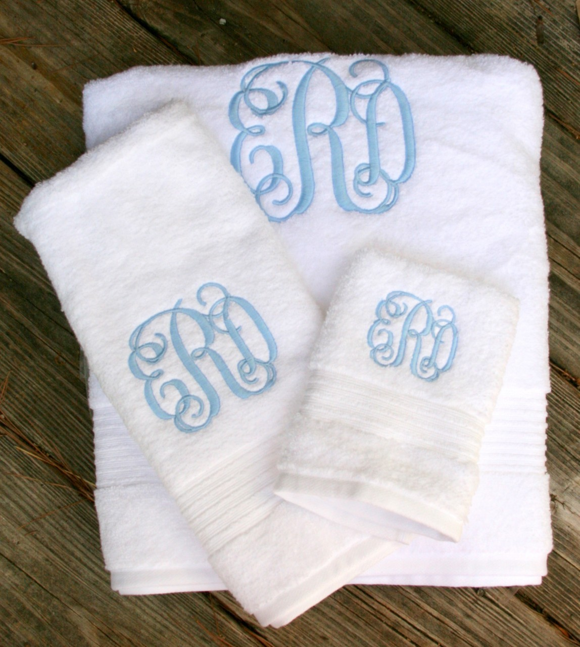 Monogrammed Wedding Gift Ideas: At Your Door Events: Wedding Gift Ideas