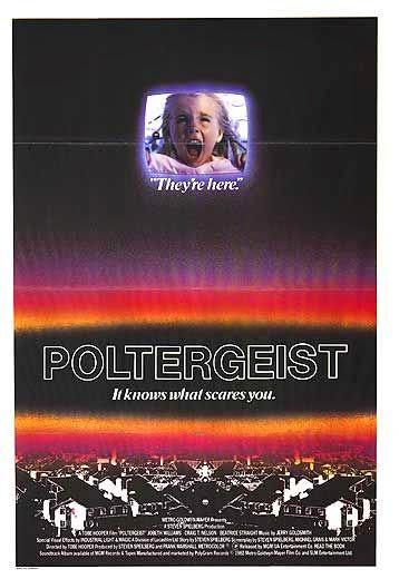 poltergeist behind the scenes