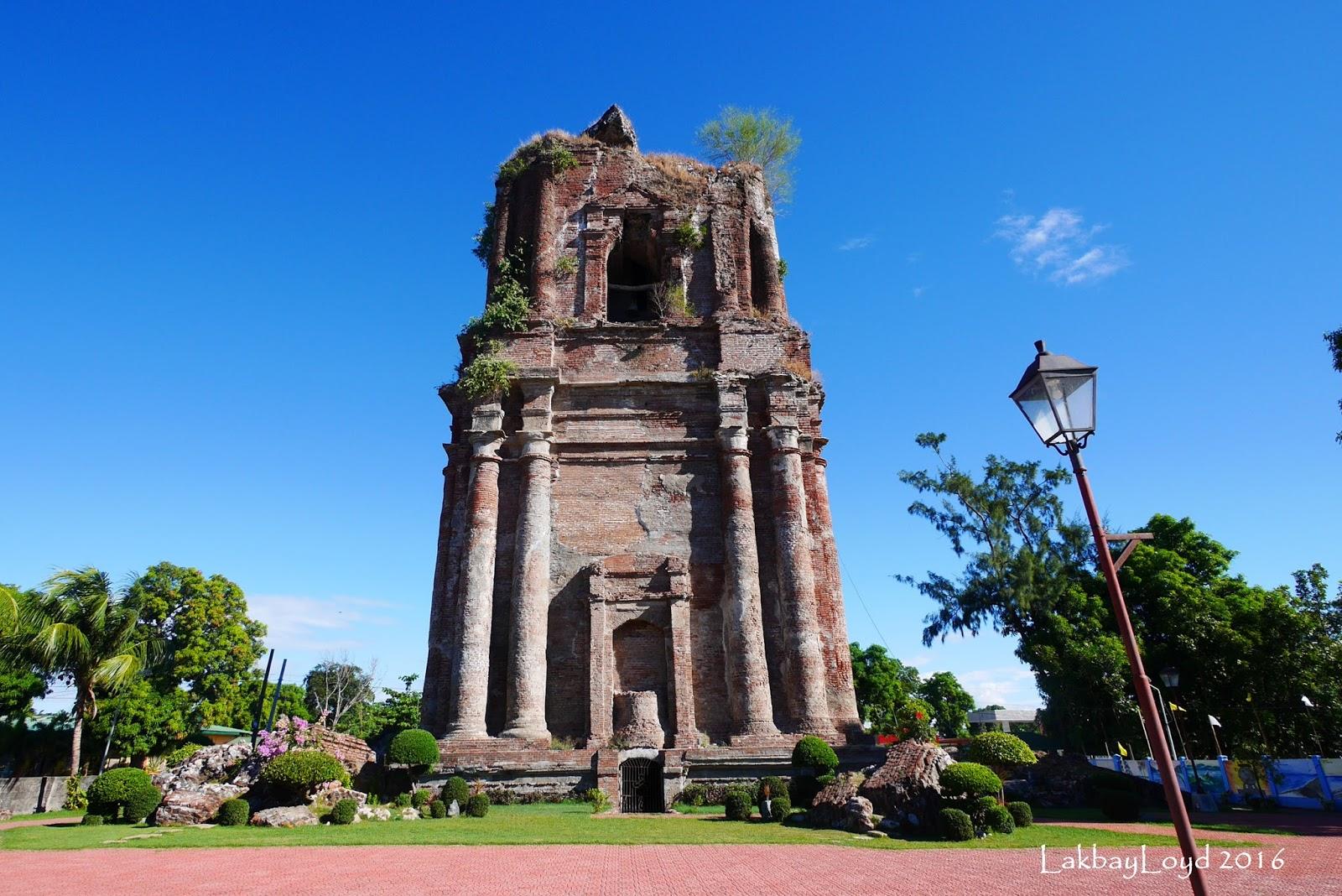 Lakbayloyd National Cultural Treasure Series San Andres Apostol Parish Church Bacarra Ilocos Norte Ph 01 0006 Nct