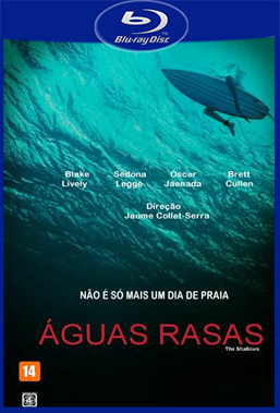 Águas Rasas (2016) BluRay Rip 720p/1080p Torrent Dublado