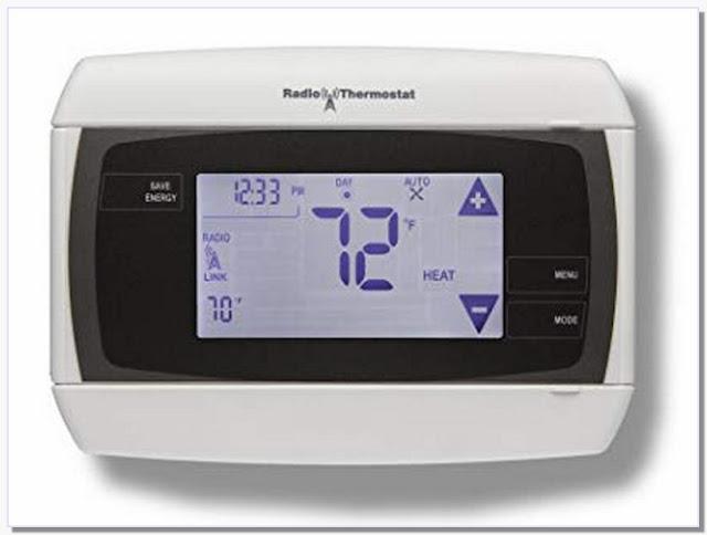 Radio Thermostat ct50 Api