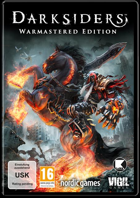 Darksiders Warmastered Edition PC Full Español