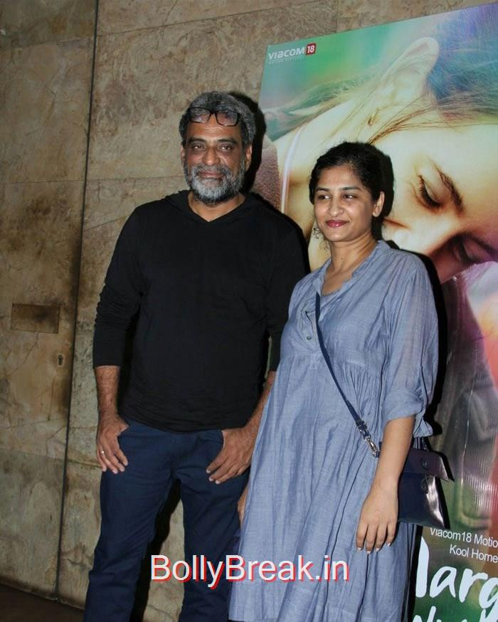 R. Balki, Gauri Shinde, Hot HD Pics of Dia Mirza, Huma Qureshi At 'Margarita With A Straw' Special Screening