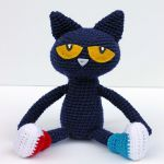 http://www.ravelry.com/patterns/library/pete-the-cat-amigurumi-pattern