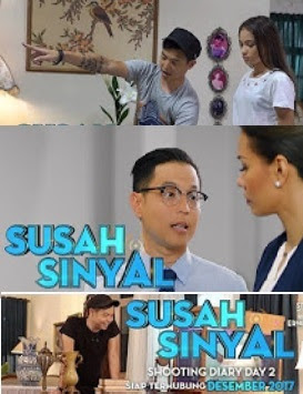 Download Susah Cari Sinyal (2017) Full Movie