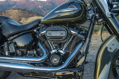 Review Harley Davidson Heritage Classic 2018