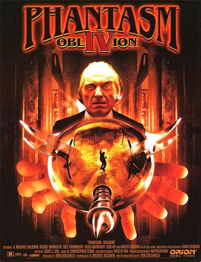 Ver Phantasma 4: Apocalipsis (1998) Online