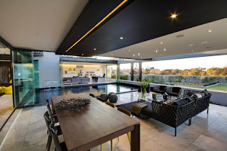 Modern Bar House Design