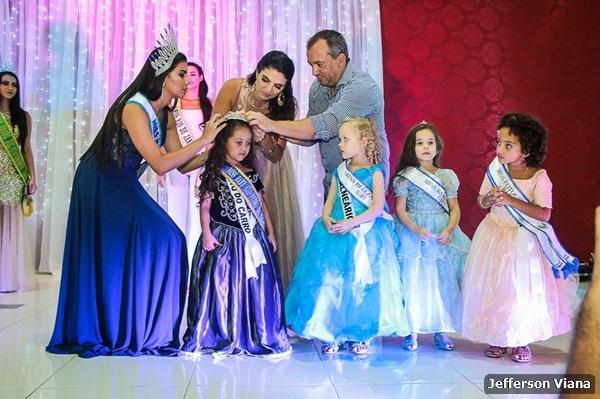 Concurso elegeu misses de São Pedro da Aldeia