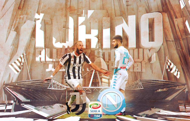 Serie A 2017/18 / 34. kolo / Juventus - Napoli, nedelja, 20:45h
