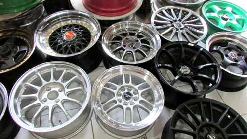 Harga Velg Mobil Ring 13 14 15 16 17 18 19 20 Racing Murah Terbaru