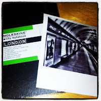 london moleskine