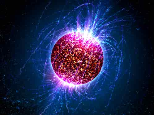 Satu sendok teh bintang neutron sama dengan berat sekitar 900 piramid Giza