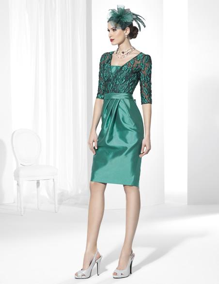 Hermosos vestidos de moda | Colección Franc Sarabia