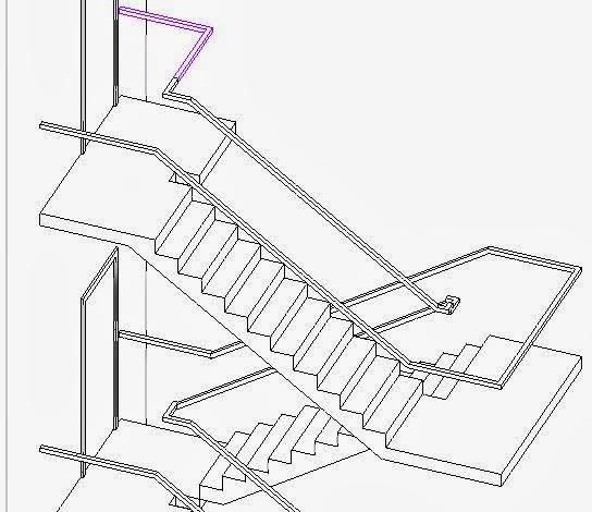 Revitcat Revit Multistorey Railings Story 1