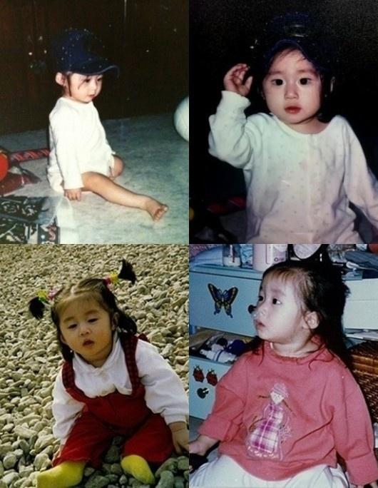 foto bayi Jiyeon T-ara