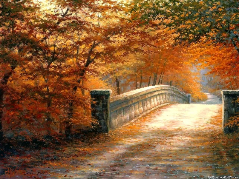 5 artists who love autumn