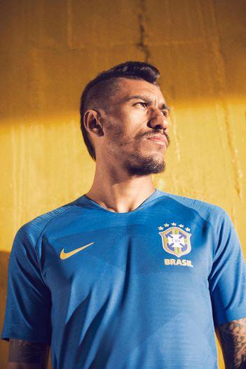 Brazil ranks second