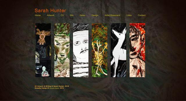 paginas web artisticas, diseño web artistico