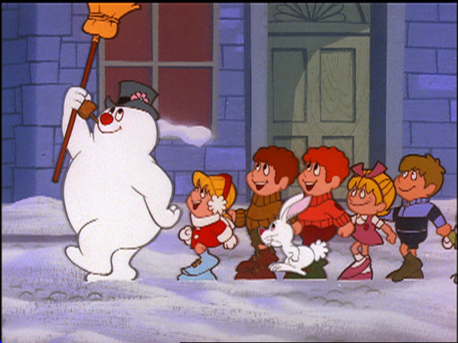 Gypsy Scholar Frosty the Snowman  The Evil Behind the False