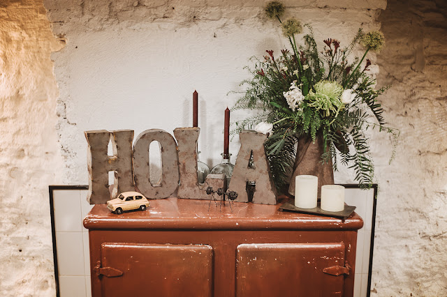 Hola - Decoracion de boda industrial - Blog Mi Boda