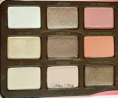 too faced far paleti