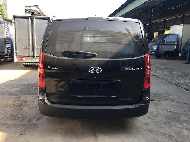 Hyundai Starex bán tải 2017 màu nâu đen hoàn toàn mới IMG 0779