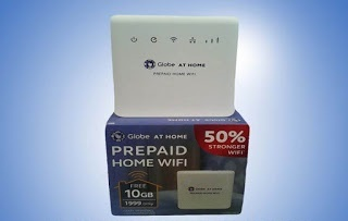 Globe Prepaid Home WiFi – 50% Stronger Signal with Free 10GB Data