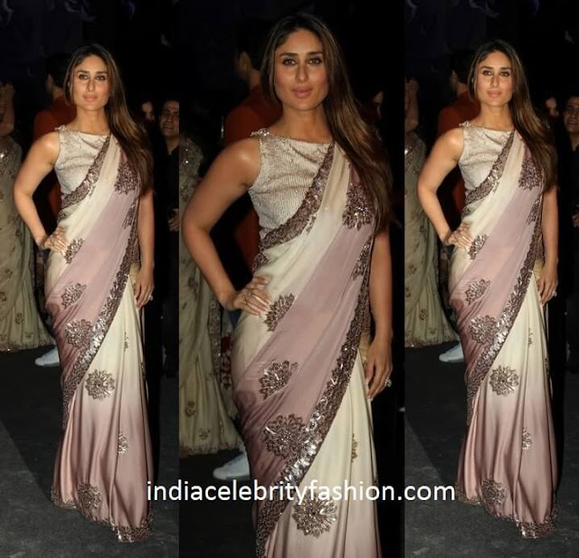 Kareena Kapoor in Manish Malhotra Sari