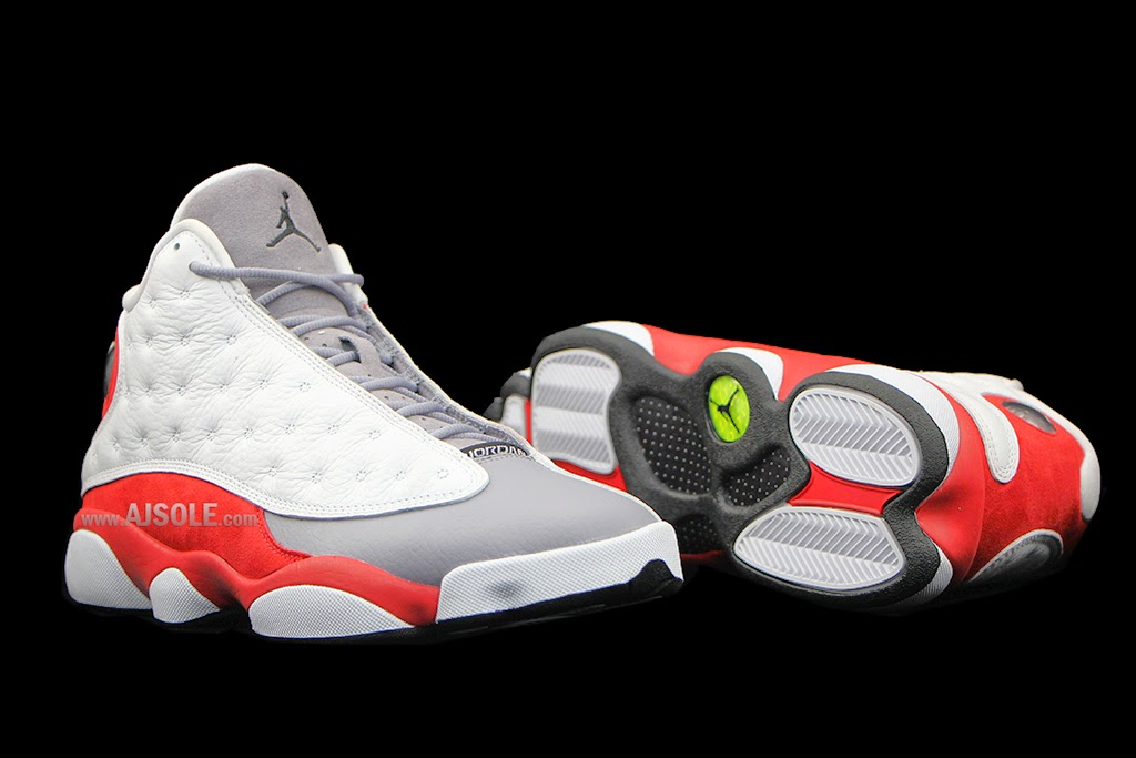 cebff9a8b693 What do you think about this version of the grey toe Jordan 13s